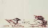 ADAMI Valerio - Encre sur papier