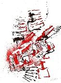 ARMAN FERNANDEZ - Lithographie originale