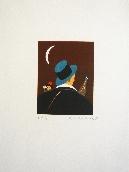 ARROYO Eduardo - Lithographie