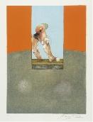 BACON Francis - Original lithograph