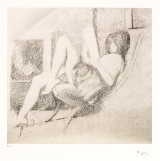 BALTHUS  - Lithographie