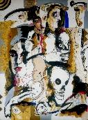 BARBERA Juan Sebastian - Lithographie