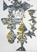 BENGLIS Lynda - Lithographie