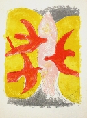 BRAQUE Georges - Lithographie originale