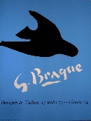 BRAQUE Georges - S�rigraphie
