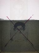 BRU Roser - Lithographie avec gaufrage