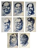 BURY Pol - Livre d'artiste avec lithographies