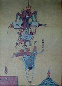 CAMACHO Jorge - Lithographie