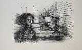 CARZOU Jean - Lithographie
