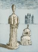 CHIRICO (DE) Giorgio - Gravure