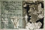 CLAVE Antoni - Lithograph