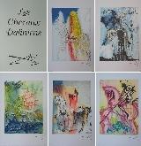 DALI Salvador - Suite de 18 lithographies