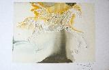 DALI Salvador - Lithographie avec gaufrage