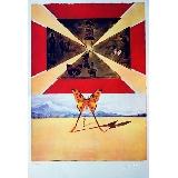 DALI Salvador - Lithographie et h�liogravure originale
