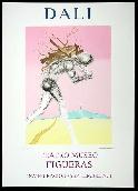 DALI Salvador - Affiche tir�e en lithographie