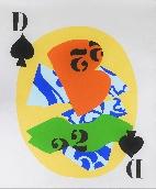 DE GUIMARAES JOSE - Serigraphy