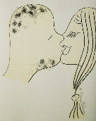 DOKOUPIL Jiri Georg - Lithographie originale