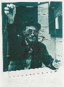 DUCHAMP Marcel - Affiche