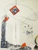 DURAN BENET Joan - Lithographie