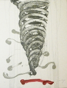 DURAN Joan - Lithographie