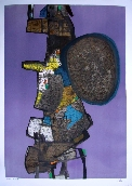 ESTEVE Maurice - Lithographie