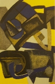 ESTEVE Maurice - Artist book including lithographs