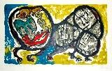 FORNER Raquel - Lithographie originale