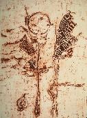 FRANKENTHALER Helen - Gravure au carborundum