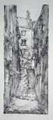 GANTNER Bernard - Lithographie originale