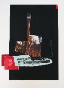 GARCIA PONCE Fernando - Lithographie