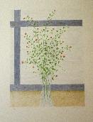 GIRONA Maria - Lithographie