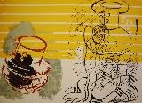 GRAU Xavier - Lithographie