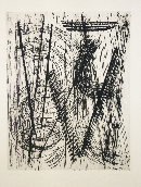 HARTUNG Hans - Etching