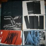 HARTUNG Hans - Livre d'artiste avec lithographies