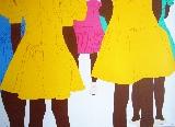 HOYOS Ana Mercedes - Lithographie