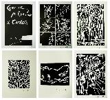 HUFTIER Jean-Paul - Livre d'artiste