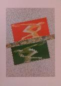 KOLAR Jiri - Lithographie