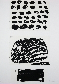 KOUNELLIS Yannis - Lithographie
