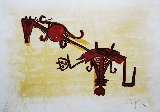 LAM Wifredo - Lithographie originale