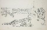 LAPICQUE Charles - Lithographie originale