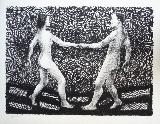 LLIMOS Roberto - Lithographie