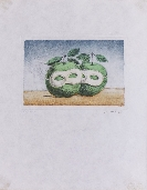 MAGRITTE Ren� - Etching and aquatint
