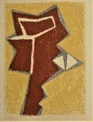 MARYAN Maryan S. - Lithographie