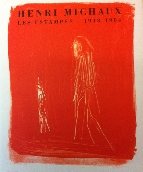 MICHAUX Henri - catalogue raisonn�