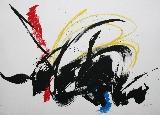 MIOTTE Jean - Lithographie originale