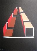 MOLINS Josep - Lithographie