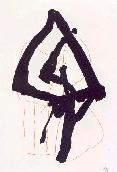MOTHERWELL Robert - Lithographie originale