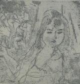 PASCIN Jules - Vernis mou