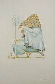 PERAHIM Jules - Lithographie