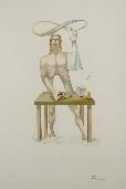 PERAHIM Jules - Lithograph